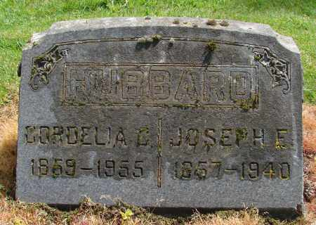 HUBBARD, JOSEPH E - Polk County, Oregon | JOSEPH E HUBBARD - Oregon Gravestone Photos