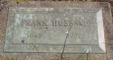 HUBBARD, FRANKLIN KERR - Polk County, Oregon | FRANKLIN KERR HUBBARD - Oregon Gravestone Photos