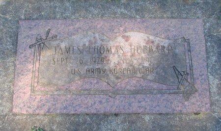 HUBBARD, JAMES THOMAS - Polk County, Oregon | JAMES THOMAS HUBBARD - Oregon Gravestone Photos