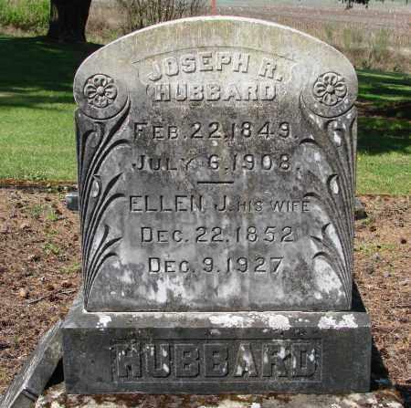 HUBBARD, JOSEPH R - Polk County, Oregon | JOSEPH R HUBBARD - Oregon Gravestone Photos