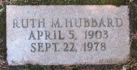 HUBBARD, RUTH M - Polk County, Oregon   RUTH M HUBBARD - Oregon Gravestone Photos