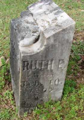 HUBBARD, RUTH E - Polk County, Oregon   RUTH E HUBBARD - Oregon Gravestone Photos