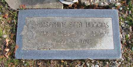 HUGGINS, JOSEPHINE ETTA - Polk County, Oregon   JOSEPHINE ETTA HUGGINS - Oregon Gravestone Photos
