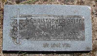 HUNT, CHRISTOPHER BRIAN - Polk County, Oregon | CHRISTOPHER BRIAN HUNT - Oregon Gravestone Photos