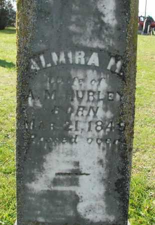 HURLEY, ALMIRA M - Polk County, Oregon | ALMIRA M HURLEY - Oregon Gravestone Photos