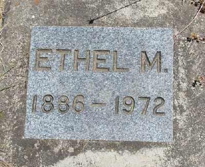 MCKEE, ETHEL MARGARET - Polk County, Oregon | ETHEL MARGARET MCKEE - Oregon Gravestone Photos