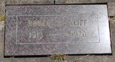ILIFF, ROBERT MCKEE - Polk County, Oregon | ROBERT MCKEE ILIFF - Oregon Gravestone Photos