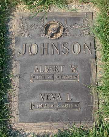 JOHNSON, VEVA I - Polk County, Oregon | VEVA I JOHNSON - Oregon Gravestone Photos
