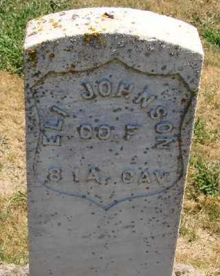 JOHNSON, ELI - Polk County, Oregon | ELI JOHNSON - Oregon Gravestone Photos