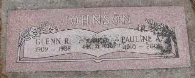JOHNSON, PAULINE A - Polk County, Oregon   PAULINE A JOHNSON - Oregon Gravestone Photos