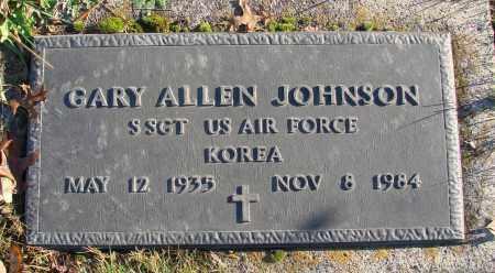 JOHNSON (KOR), GARY ALLEN - Polk County, Oregon | GARY ALLEN JOHNSON (KOR) - Oregon Gravestone Photos