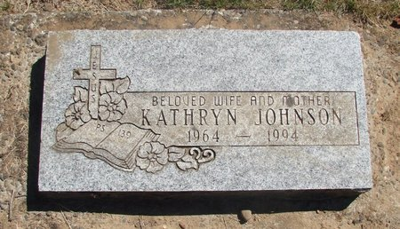 JOHNSON, KATHRYN - Polk County, Oregon | KATHRYN JOHNSON - Oregon Gravestone Photos