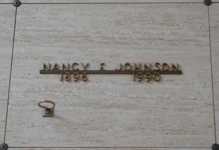 JOHNSON, NANCY - Polk County, Oregon | NANCY JOHNSON - Oregon Gravestone Photos