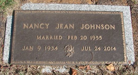 JOHNSON, NANCY JEAN - Polk County, Oregon | NANCY JEAN JOHNSON - Oregon Gravestone Photos