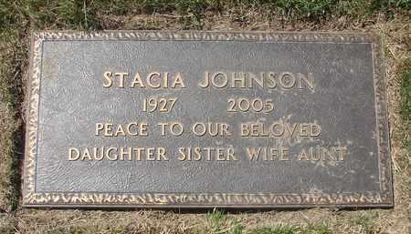 JOHNSON, STACIA - Polk County, Oregon | STACIA JOHNSON - Oregon Gravestone Photos