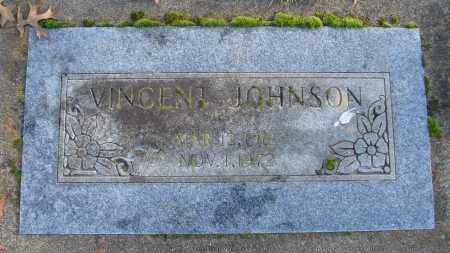 JOHNSON, VINCENT - Polk County, Oregon | VINCENT JOHNSON - Oregon Gravestone Photos