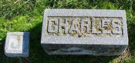 JONES, CHARLES S - Polk County, Oregon | CHARLES S JONES - Oregon Gravestone Photos