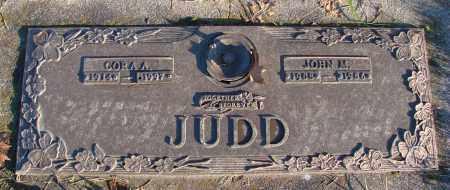 JUDD, JOHN M - Polk County, Oregon | JOHN M JUDD - Oregon Gravestone Photos