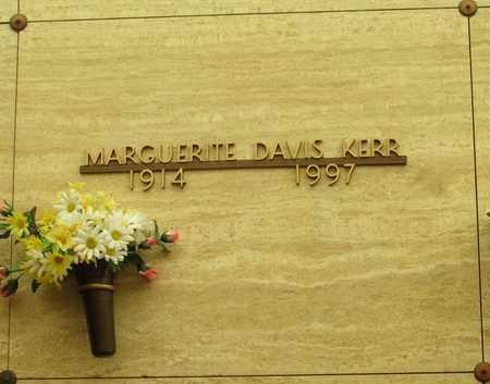 DAVIS, MARGUERITE - Polk County, Oregon | MARGUERITE DAVIS - Oregon Gravestone Photos