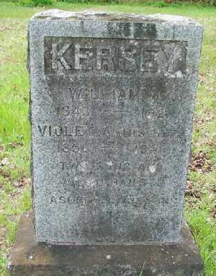 KERSEY, VIOLET ANN - Polk County, Oregon | VIOLET ANN KERSEY - Oregon Gravestone Photos