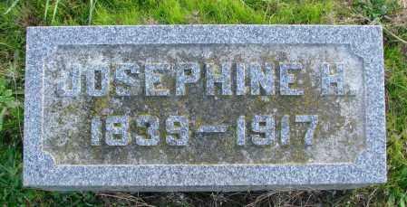 KNOWLES, JOSEPHINE H - Polk County, Oregon | JOSEPHINE H KNOWLES - Oregon Gravestone Photos