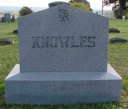 KNOWLES, MONUMENT - Polk County, Oregon   MONUMENT KNOWLES - Oregon Gravestone Photos