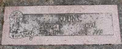 KOONS, EVERETT ALFRED - Polk County, Oregon   EVERETT ALFRED KOONS - Oregon Gravestone Photos