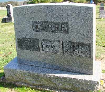 KURRE, ALLIE - Polk County, Oregon | ALLIE KURRE - Oregon Gravestone Photos