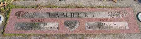 LAMBERT, LENNIE DELL - Polk County, Oregon | LENNIE DELL LAMBERT - Oregon Gravestone Photos