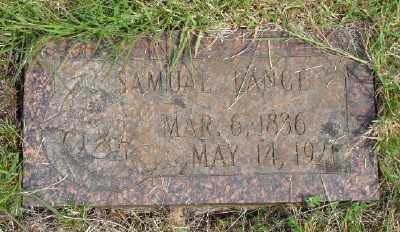 LANGE, SAMUAL - Polk County, Oregon   SAMUAL LANGE - Oregon Gravestone Photos