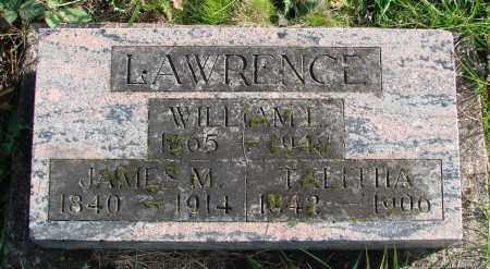 LAWRENCE, WILLIAM L - Polk County, Oregon | WILLIAM L LAWRENCE - Oregon Gravestone Photos
