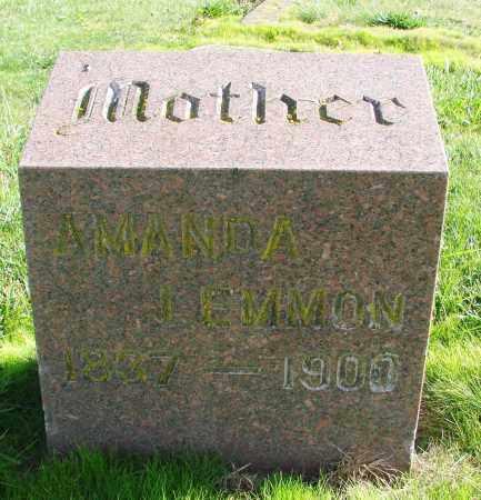 LEMMON, AMANDA - Polk County, Oregon   AMANDA LEMMON - Oregon Gravestone Photos