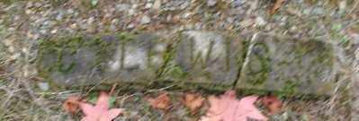 LEWIS, C - Polk County, Oregon   C LEWIS - Oregon Gravestone Photos