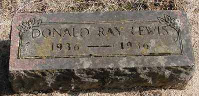 LEWIS, DONALD RAY - Polk County, Oregon | DONALD RAY LEWIS - Oregon Gravestone Photos