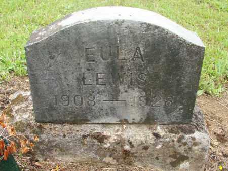 LEWIS, EULA - Polk County, Oregon | EULA LEWIS - Oregon Gravestone Photos