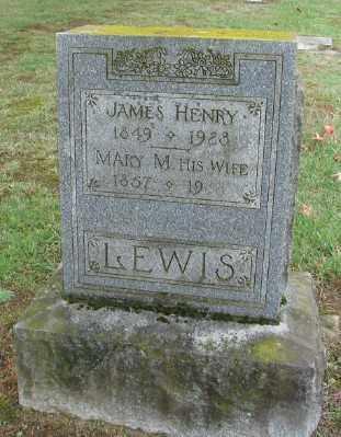 LEWIS, MARY MARTISHA - Polk County, Oregon | MARY MARTISHA LEWIS - Oregon Gravestone Photos
