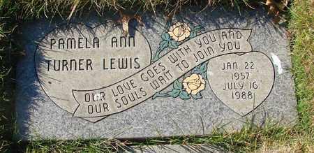 LEWIS, PAMELA ANN - Polk County, Oregon | PAMELA ANN LEWIS - Oregon Gravestone Photos