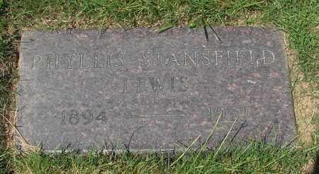 LEWIS, PHYLLIS - Polk County, Oregon   PHYLLIS LEWIS - Oregon Gravestone Photos