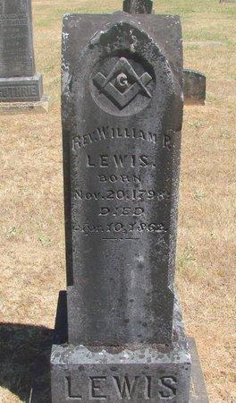 LEWIS, WILLIAM P - Polk County, Oregon   WILLIAM P LEWIS - Oregon Gravestone Photos