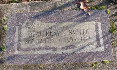 LINVILLE, OPAL REAY - Polk County, Oregon | OPAL REAY LINVILLE - Oregon Gravestone Photos