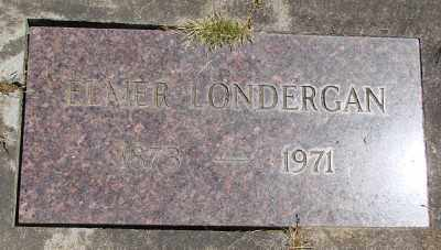 LONDERGAN, ELMER - Polk County, Oregon | ELMER LONDERGAN - Oregon Gravestone Photos
