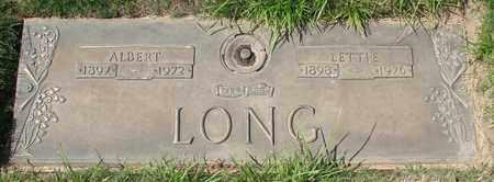 LONG, ALBERT - Polk County, Oregon | ALBERT LONG - Oregon Gravestone Photos