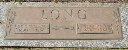 LONG, CHARLES E - Polk County, Oregon | CHARLES E LONG - Oregon Gravestone Photos