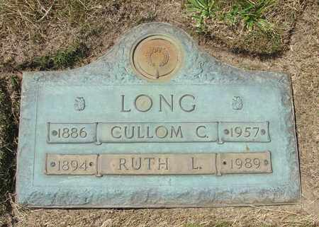 LONG, RUTH LORENA - Polk County, Oregon | RUTH LORENA LONG - Oregon Gravestone Photos