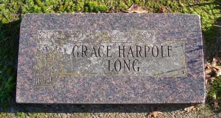LONG, GRACE - Polk County, Oregon | GRACE LONG - Oregon Gravestone Photos