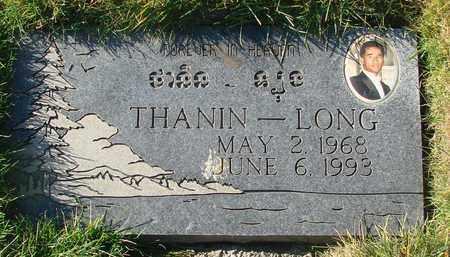 LONG, THANIN - Polk County, Oregon | THANIN LONG - Oregon Gravestone Photos