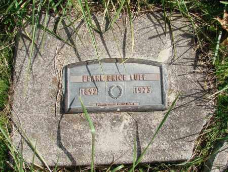 PRICE, PEARL - Polk County, Oregon | PEARL PRICE - Oregon Gravestone Photos