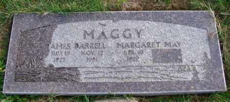 MAGGY, AMES DARRELL - Polk County, Oregon | AMES DARRELL MAGGY - Oregon Gravestone Photos