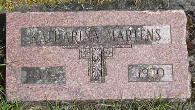 MARTENS, KATHARINA - Polk County, Oregon | KATHARINA MARTENS - Oregon Gravestone Photos