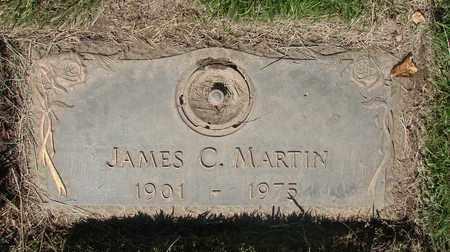 MARTIN, JAMES C - Polk County, Oregon | JAMES C MARTIN - Oregon Gravestone Photos
